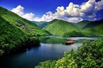 Язовир Въча – предпочитано място за отдих и риболов