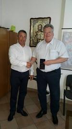 Кметът на Девин се срещна с мениджъра на финландската корпорация по туризъм и финанси Пану Хамери