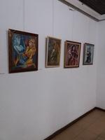 Седем смолянски художници, работещи в галерията откриват изложба в КДК