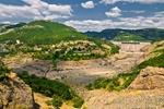 Дяволският каньон и абразивните кладенци