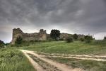 Средновековната крепост до село Мезек