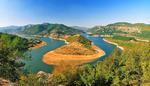 Меандрите на река Арда-красота,която спира дъха