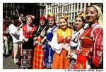 """Ученици от НУФИ """"Широка лъка"""" ще поведат Голямото хоро в центъра на Брюксел"""