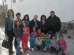 Децата от читалището в Средногорци се срещнаха с Валя Балканска