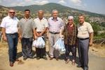 """Егридерелилер"" раздадоха храни на 350 социално слаби земляци за Рамазана"