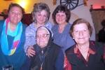 "101-годишна стана почетен член на ""Райковски копринки"""